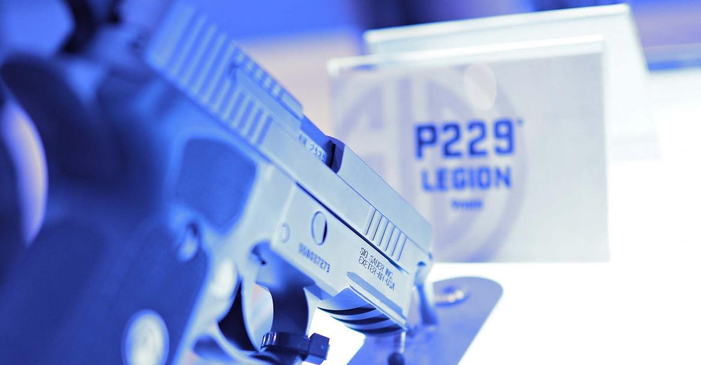 Pistole SIG Sauer serie Legion™