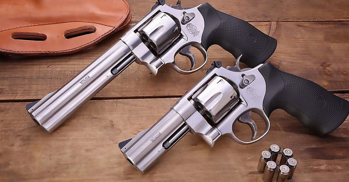 Smith & Wesson 610 in calibro 10mm Auto