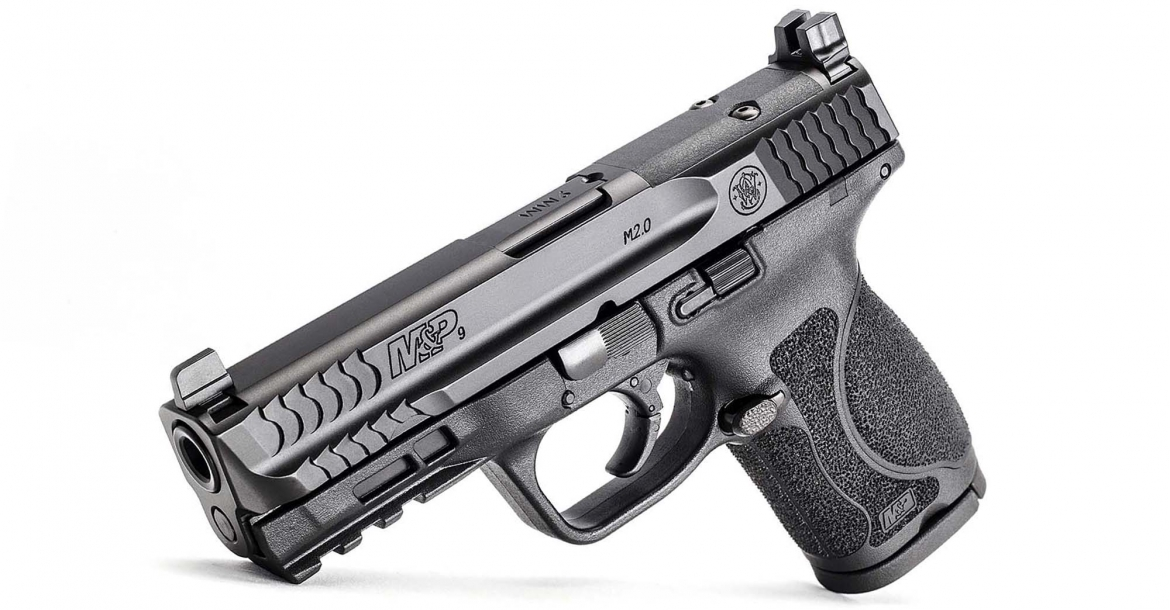 Smith & Wesson introduces the M&P9 M2.0 Compact Optics Ready pistol