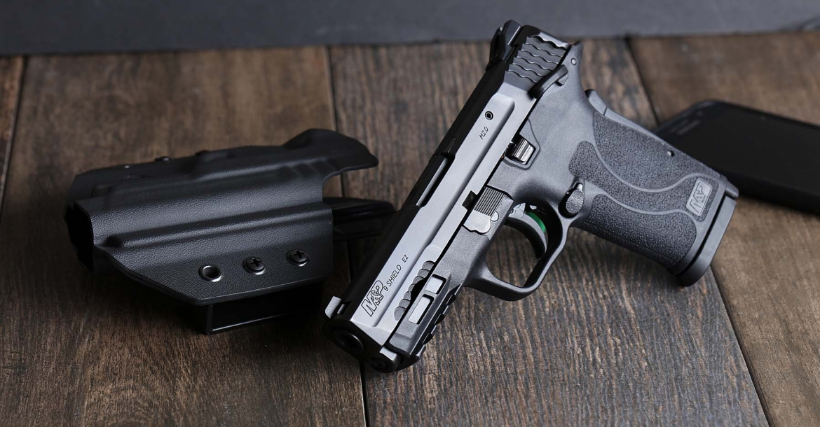 Richiamo di sicurezza per le pistole Smith & Wesson M&P-9 e M&P-380 Shield EZ