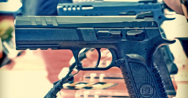 Pistola Tanfoglio Force ESSE a percussore lanciato