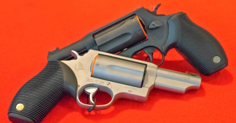 Revolver Taurus Judge