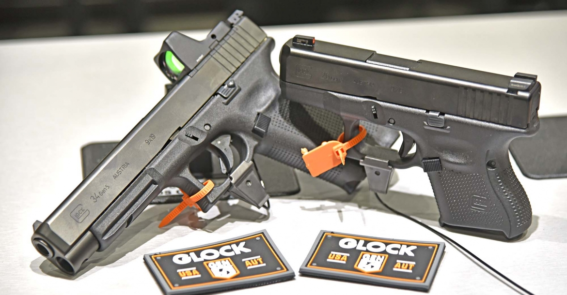 Glock 26 Gen5 And Glock 34 Gen5 Mos Pistols Gunsweek Com