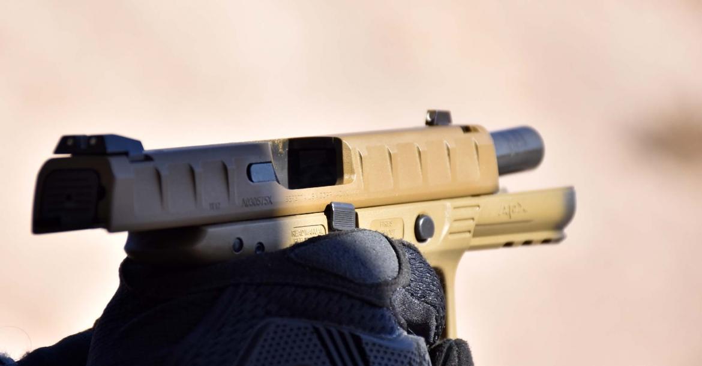 New Beretta APX pistol variants