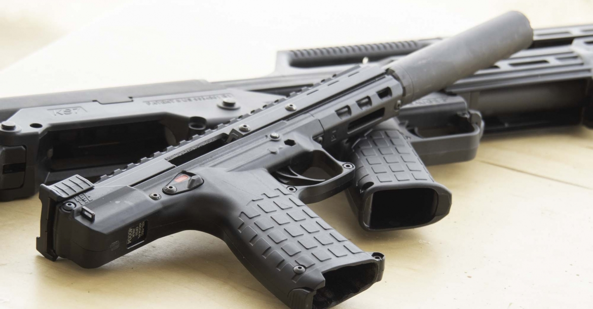 PRIO--- Kel-Tec CP33 .22 Long Rifle competition pistol