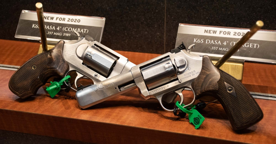 Kimber's new pistols and revolvers for 2020
