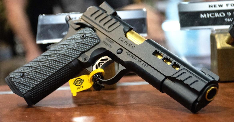 Pistola Kimber Rapide calibro .45 ACP e 10mm Auto