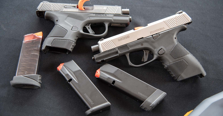 Mossberg MC2c: la nuova, sottile pistola polimerica