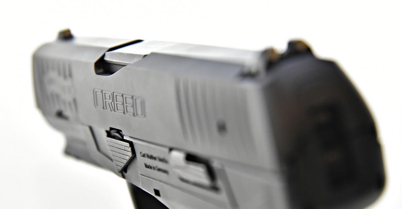Walther CREED pistol | GUNSweek com
