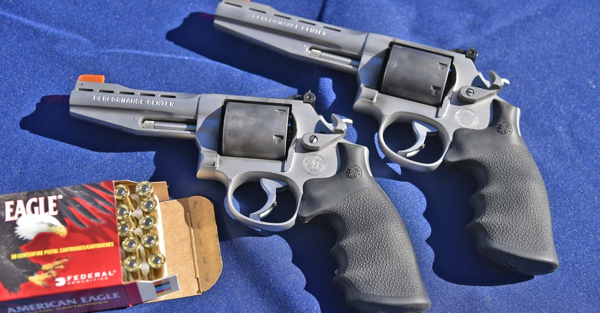 Smith & Wesson Model 686 and Model 686 Plus