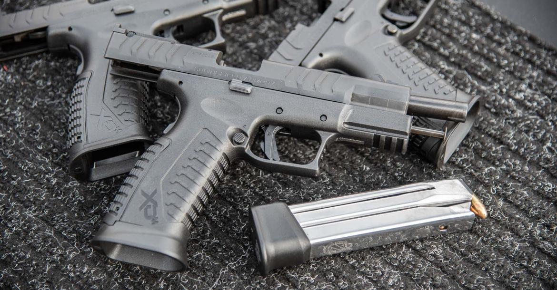 Nuove pistole semi-automatiche Springfield Armory XD-M Elite – SHOT Show 2020