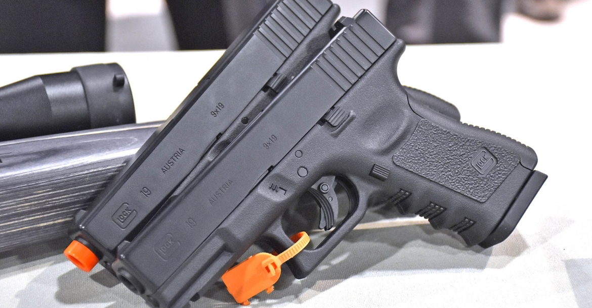 Umarex: Glock airguns and airsoft