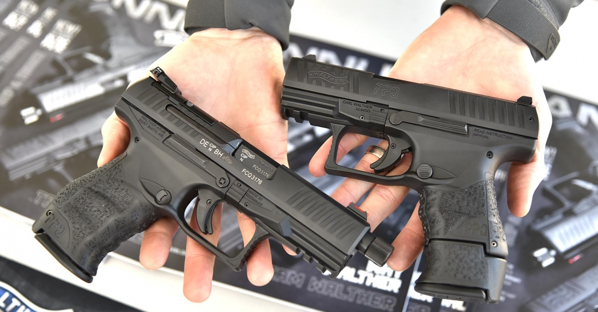 Walther PPQ M2 Q4 and PPQ M2 Q4 TAC
