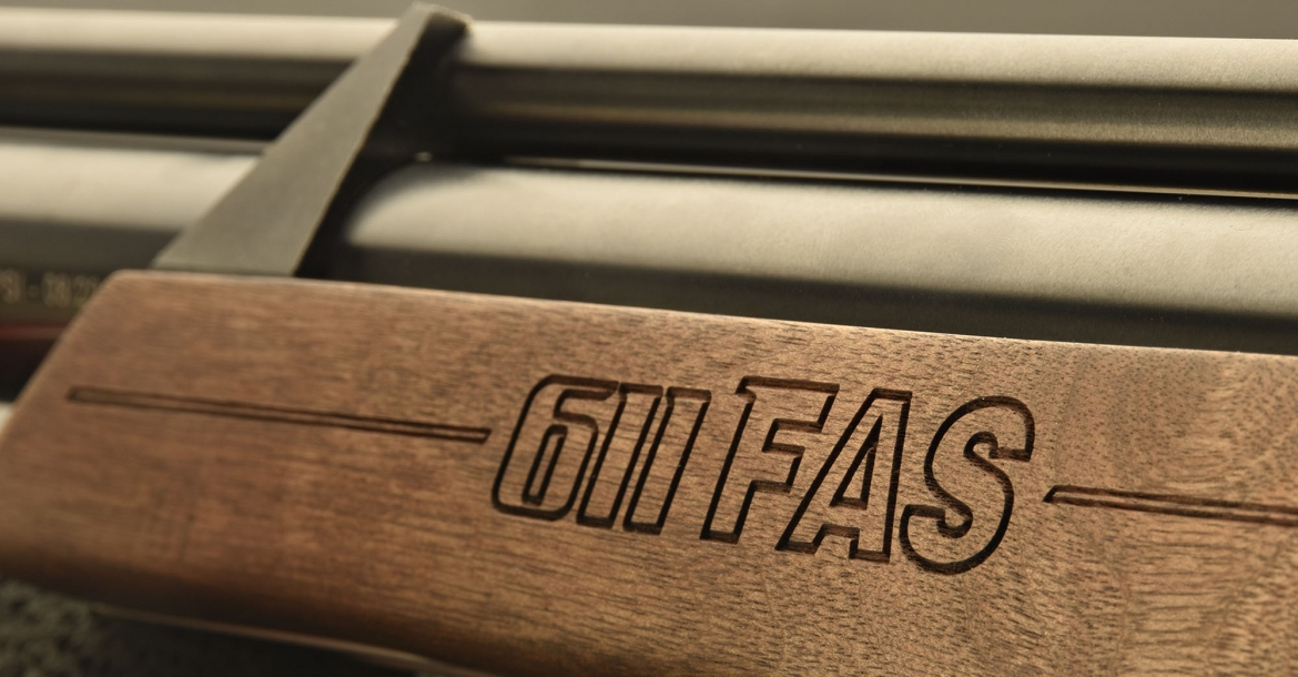 Chiappa FAS AR611: the performant (basic) competition air rifle