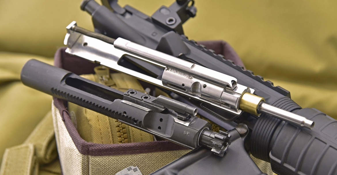 CMMG AR15-M16 22LR Bravo Conversion Kits