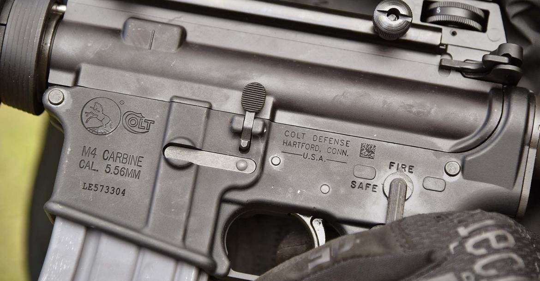 Colt Defense M4 Classic Series