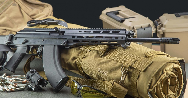 M+M Industries M10X International Defense Rifle