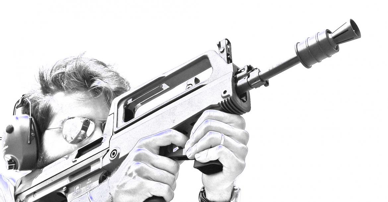 SDM M77 Commando: il bull-pup cinese