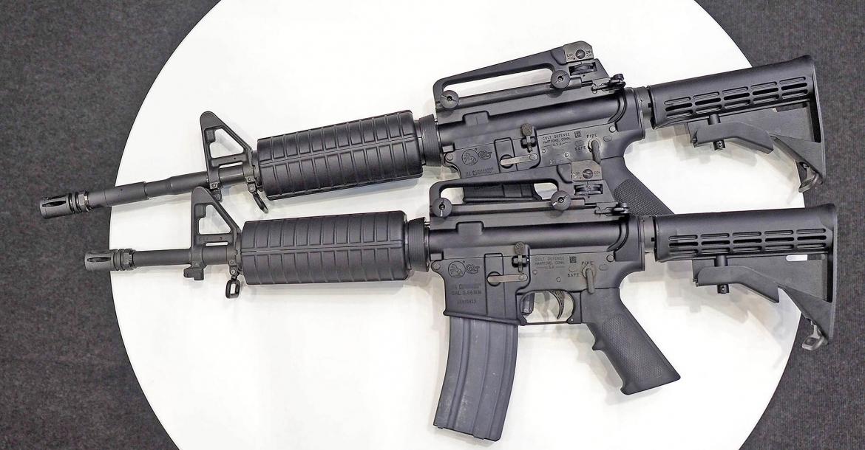 M4 Commando: Colt's new sporting carbines, distributed by Prima Armi