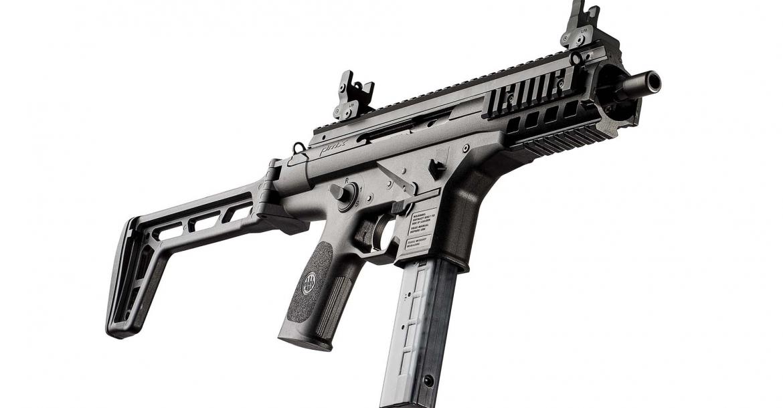 Beretta PMX: a new sub-machine gun made in Italy