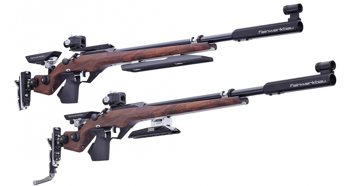 new feinwerkbau 2800 22 lr sport shooting carbine gunsweek com