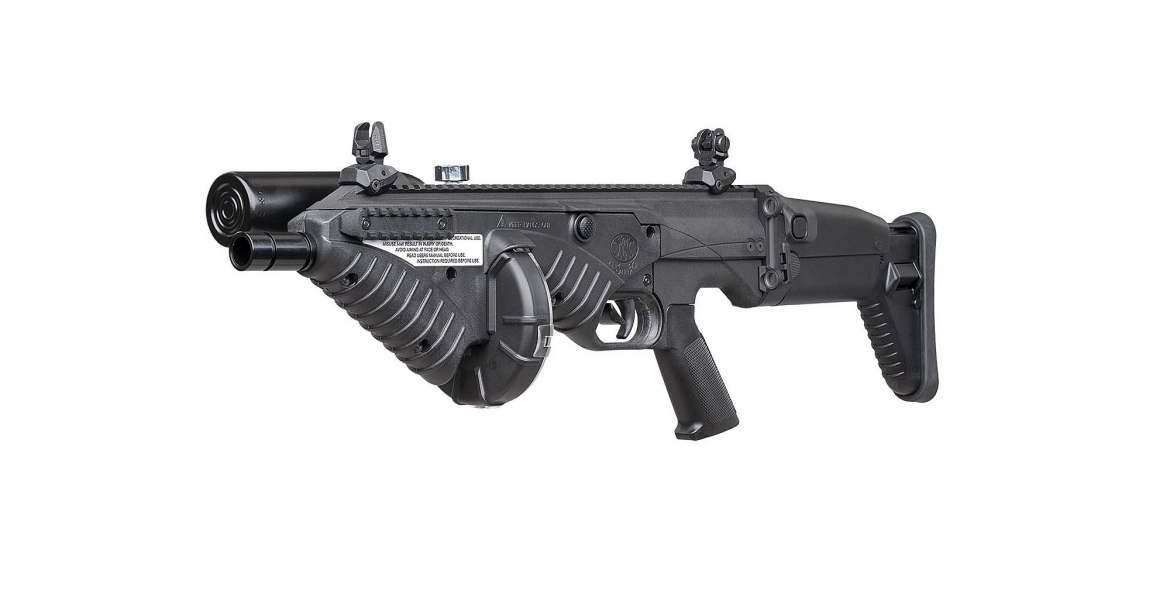 FN 303 Tactical, new shoulder-fired less-lethal launcher