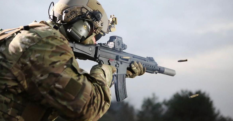 Heckler & Koch HK433: il prossimo fucile d'assalto tedesco (?)