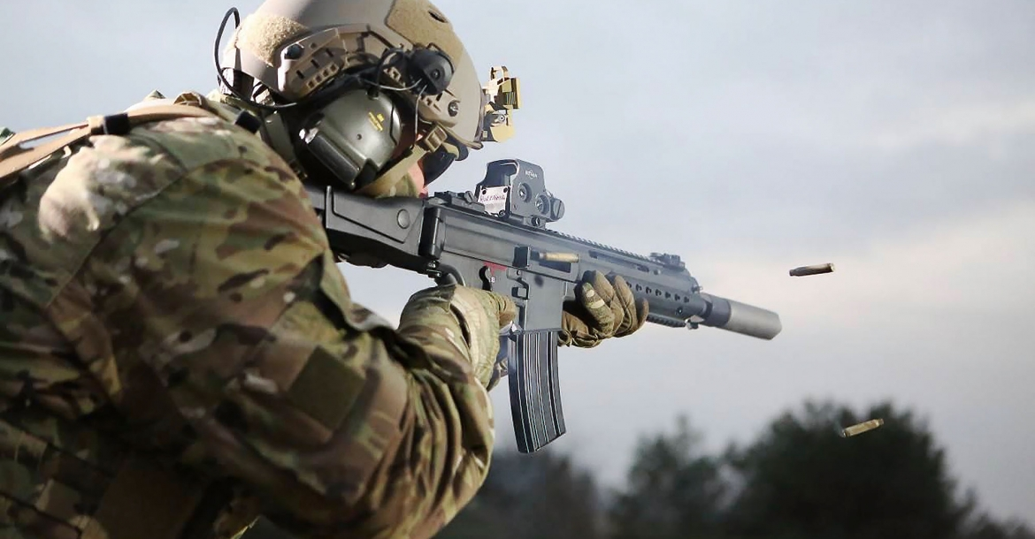 Heckler & Koch HK433: Bundesweh'r next assault rifle (?)