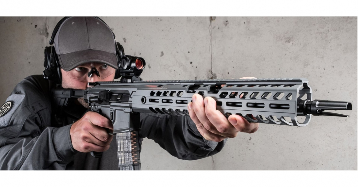 SIG SAUER Introduces the MCX VIRTUS rifle