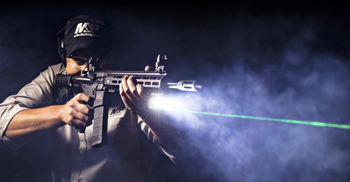 Smith & Wesson M&P15T Rifle Now Available with Crimson Trace LiNQ system