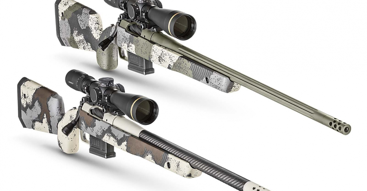 Springfield Armory introduces the Model 2020 Waypoint bolt-action rifle