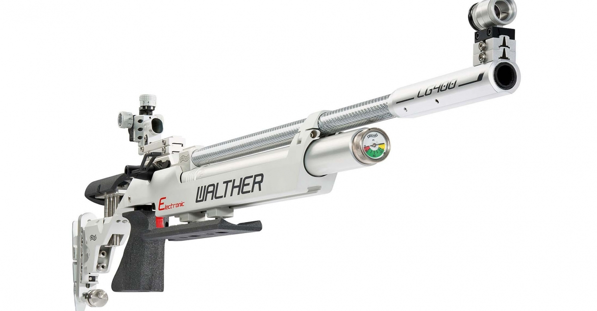 Walther LG400-E Alutec Expert Electronic air rifle