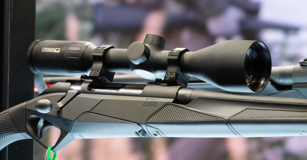 Benelli Lupo: a revolutionary bolt-action hunting rifle!