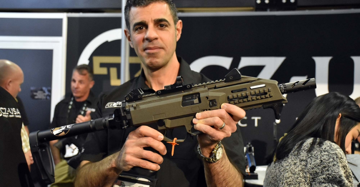 CZ's new Scorpion EVO versions for the U.S. market