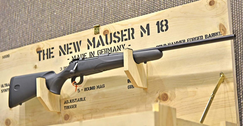 Mauser M18 rifle