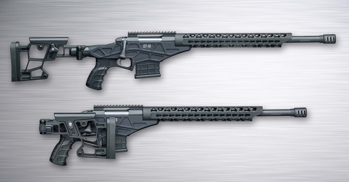 New Sabatti ST18 bolt-action rifle
