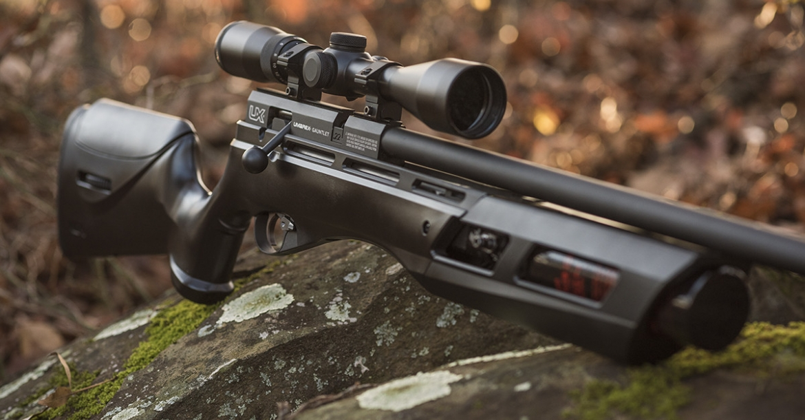 Umarex Gauntlet PCP high-power air rifle | GUNSweek com