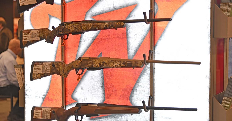 Fucili Winchester XPR: i nuovi modelli