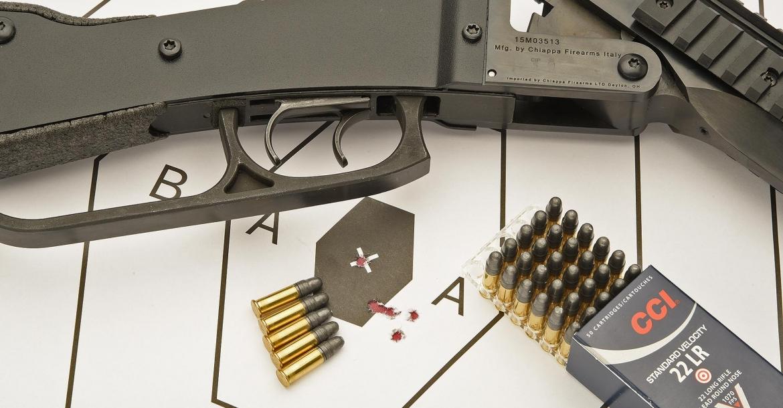 M6 X-Caliber, il fucile survival venuto dal cielo