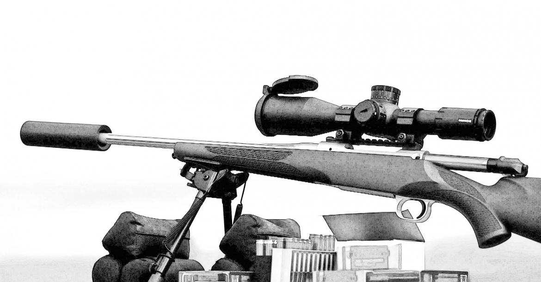 Mauser M12 Impact rifle