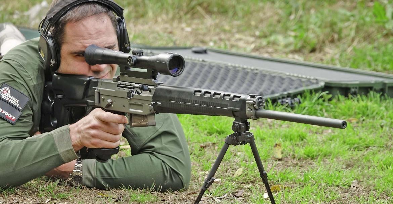 VIDEO: SIG 550 Sniper