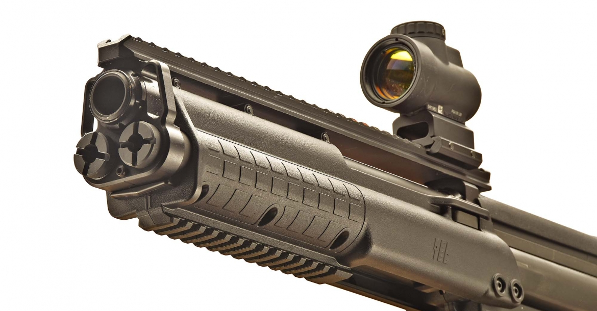 Kel-Tec KSG: the last pump shotgun you'll need (?)