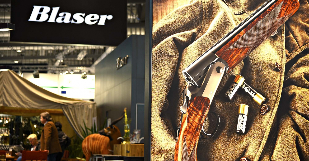 Sovrapposti Blaser F16 Sporting e F16 Game