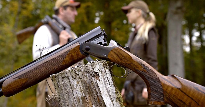 Blaser F16 Sporting and F16 Game Shotguns