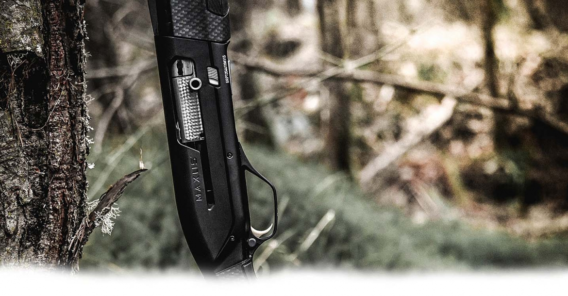 Browning introduces the Maxus 2 Composite Black hunting shotgun