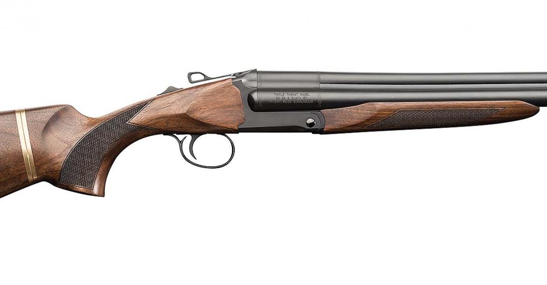 Chiappa Firearms - Triple Barrel Shotguns