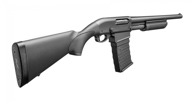 """Remington 870 DM: il """"pompa"""" si fa il caricatore!"""