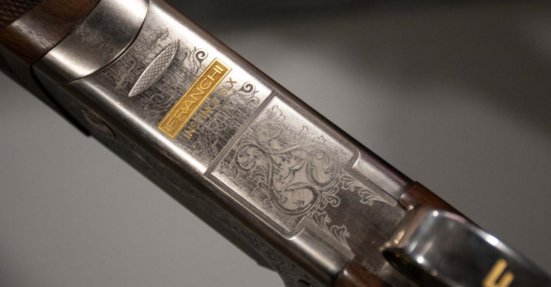 Franchi Instinct SLX over-and-under hunting shotgun