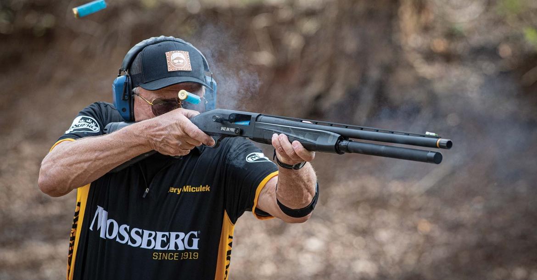 Mossberg 940 JM Pro, il fucile calibro 12 da competizione