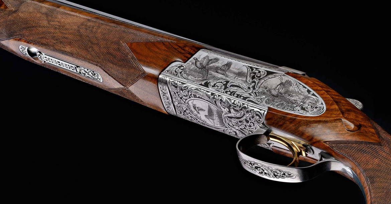John Moses Browning Collection – Browning B15 shotgun